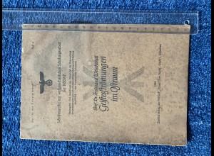Broschüre: Geistesströmungen im Ostraum, Schriftenreihe der NSDAP