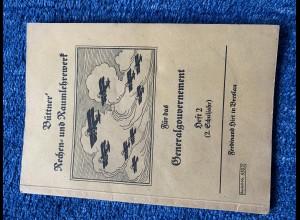 GG: Rechen und Raumlehrwerk - GG Heft; 2. Schuljahr
