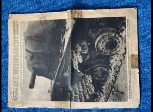 Zeitschrift: Die Wehrmacht ca. Anfang 1942