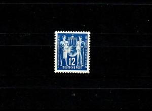 DDR: MiNr. 243 IV, postfrisch, **