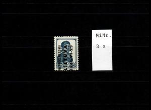 Litauen: MiNr. 3x, **, postfrisch, BPP Signatur