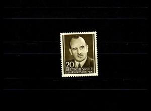 Britische Propagandafälschung für Deutschland Nr. 33, *, Falzspur - Frank-Marke