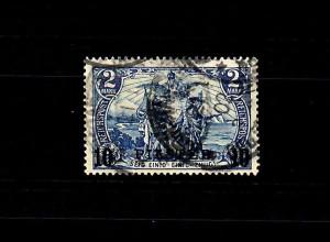 Dt. Post Türkei: MiNr. 21 II/I, gestempelt