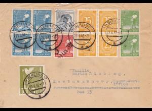 1948: Berlin nach Südwest-Afrika Keetmansnooop