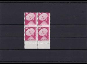 Berlin: MiNr. 499: Versetzung der Zähnung nach unten, postfrisch