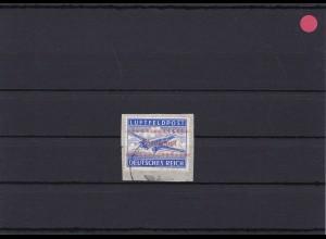 Feldpost MiNr. 7A, 19.1.1945, Inselpost, signiert