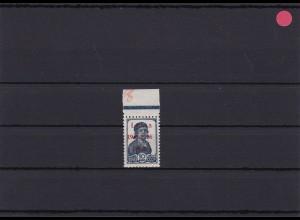 Deutsche Besetzung II. WK: Litauen Zarasai, MiNr. 2bIV, Abart IV, postfrisch