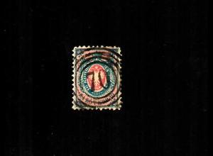 Polen: MiNr. 1, 1860, gestempelt, BPP Signatur