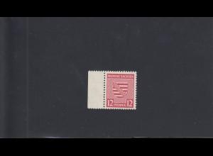 SBZ: MiNr. 79 bY, weißes Papier, **, postfrisch, BPP Attest