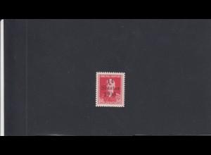 Albanien: MiNr. 6 I, postfrisch, **, Setzfehler 1948 statt 1943