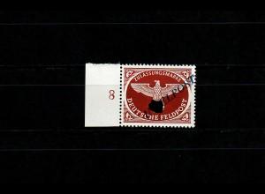 Feldpost MiNr. 10 A, Seitenrand, postfrisch, BPP Signatur