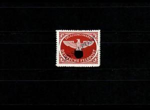 Feldpost MiNr. 10 Bc, postfrisch, BPP Signatur