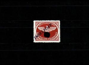 Feldpost MiNr. 10 B b II, postfrisch **, BPP Signatur