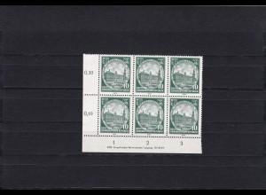 DDR: MiNr. 524 I, postfrisch, Eckrand, III/18/97 VEB