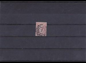 Sachsen: MiNr. 12a, gestempelt, BPP Signatur