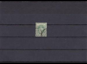 Sachsen: MiNr. 2 Ia, gestempelt, BPP Signatur