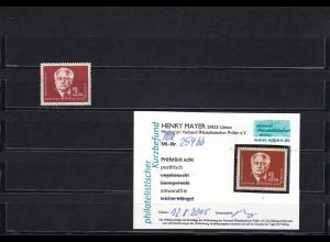 DDR: MiNr. 254 bb, postfrisch