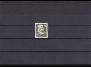 DDR: MiNr. 334zXI, Plattenfehler IV, postfrisch
