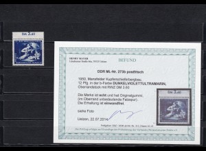 DDR: MiNr. 273b, postfrisch