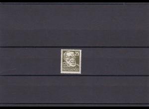 DDR: MiNr. 334x XI, Plattenfehler II, postfrisch