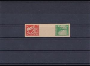 SBZ: Thüringen: MiNr. 94/96y SKZ U, postfrisch, BPP Attest