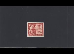 Deutsches Reich: MiNr. 863, postfrisch, BPP Signatur Schlegel