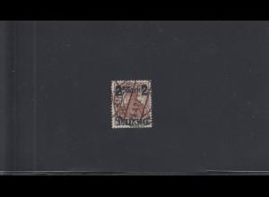 Danzig: MiNr. 28 II, gestempelt, BPP Attest