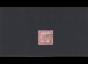 Baden: MiNr. 16, gestempelt Nr. 162, BPP Befund