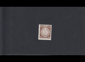 DDR Verwaltungspost B 1954/55: MiNr. 27 xI XI, postfrisch Type II, BPP Attest