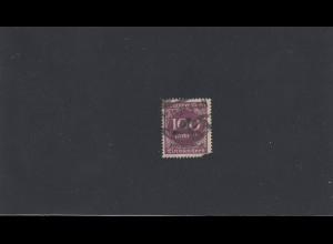 Deutsches Reich: MiNr. 331a - Provisorium, gestempelt, BPP Attest, beschädigt