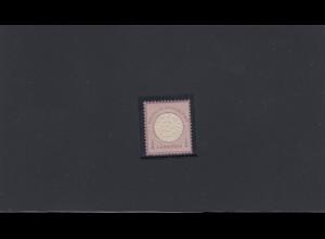 Deutsches Reich: MiNr. 16, postfrisch