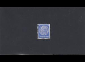 Deutsches Reich: MiNr. S22b, postfrisch, BPP Signatur