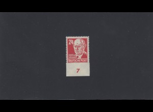 SBZ: MiNr. 220 Uu, postfrisch