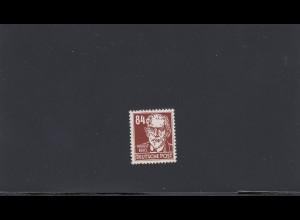 DDR: 1953: MiNr. 341vbXII, postfrisch