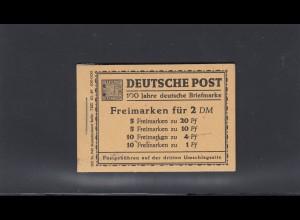 Berlin: MH1, postfrisch