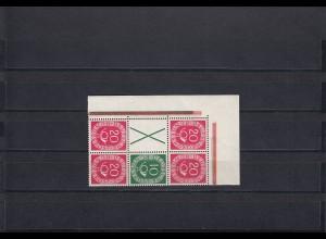Bund: MiNr. S6, postfrisch