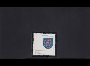 Bund: MiNr. 1716 F, postfrisch