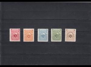 DOA: Seepost Schülke & Mayrs, SNa-a-SNae, postfrisch