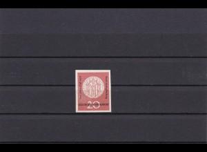 Bund: MiNr. 255U, postfrisch