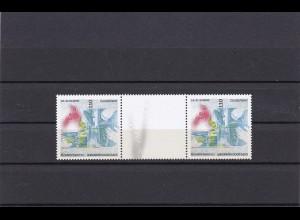 Bund: MiNr. 2042, postfrisch, Zwischenstegpaar