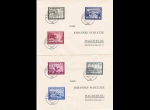 Deutsches Reich: MiNr. 702-712, FDC