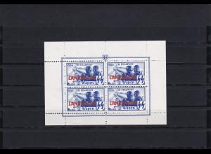 Belgien, Flämische Legion, als Kleinbogen. Wapen-SS, postfrisch