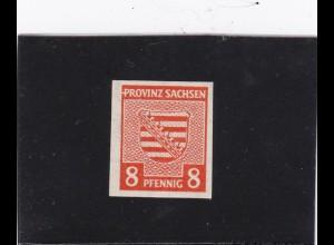 SBZ: Sachsen: MiNr. 70 Y, postfrisch, BPP Attest