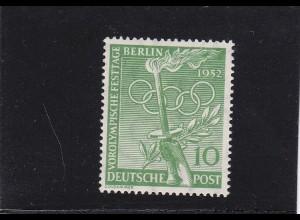 Berlin: MiNr. 89Y, ** postfrisch