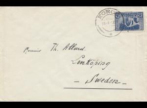 Albanien: 1924 to Sweden