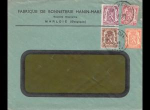 Belgien: 1939: Marloie