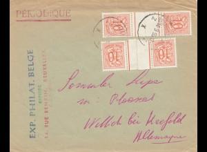 Belgien: 1955: Exp. Philat. Belge