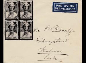 Belgien: 1935 nach Schweden