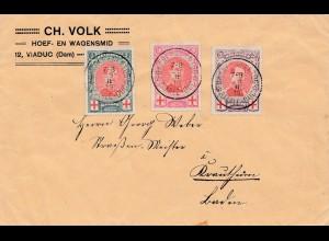 Belgien: 1915 Baarle-le-Duc