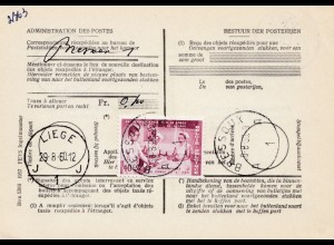 Belgien: 1960: Bressoux nach Liege